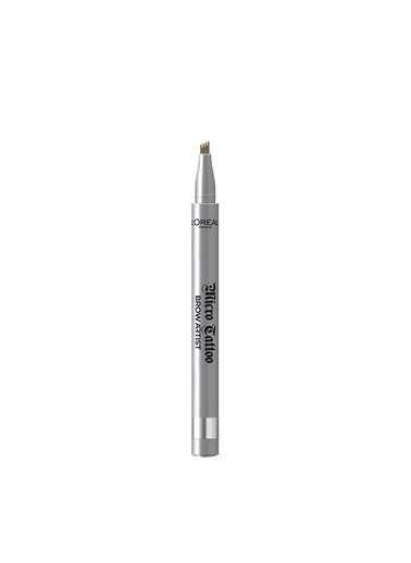 L'Oréal Paris Loreal Parıs Brow Artıst Micro Tattoo Kaş Kalemi 105 Brunette Kahve